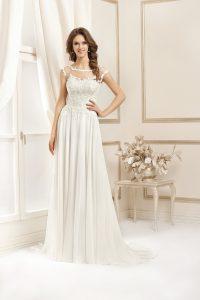 schmale Brautkleider - Weiden Brautstodl
