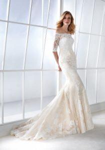 Brautkleider Meerjungfrau - Brautmode Weiden
