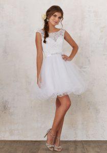kurze Brautkleider - Brautmode Weiden
