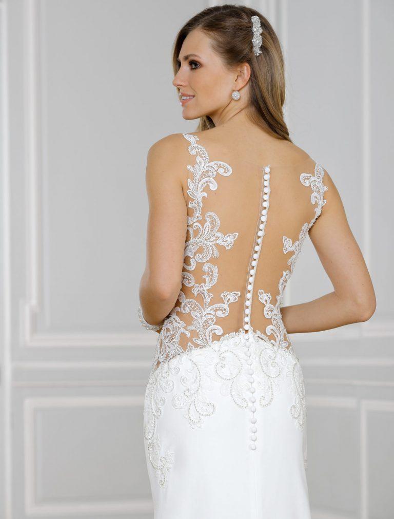 Brautkleid Prinzessinnen Stil, Brautmode Weiden