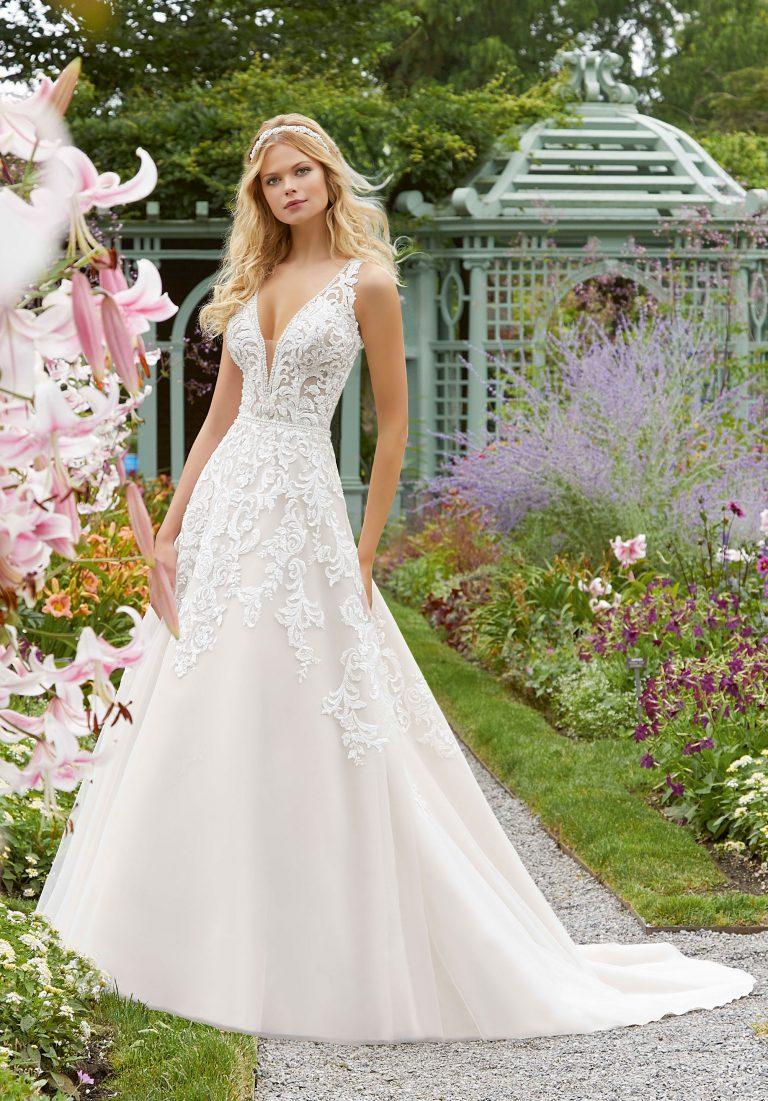 Brautkleid 2020 Morilee