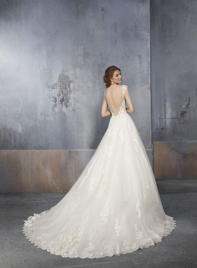 Prinzessinnen Stil - Ivory- Brautkleider Weiden