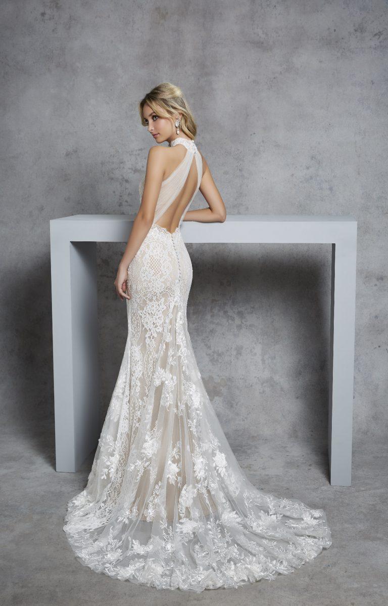Brautstodl Weiden Brautkleider mit Neckholder
